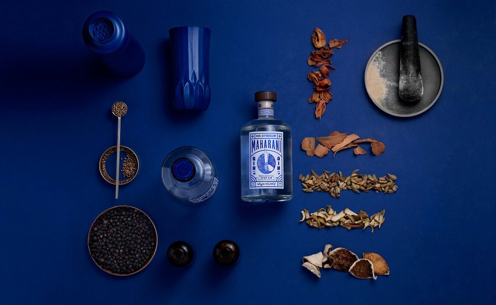 Maharani Gin and spices